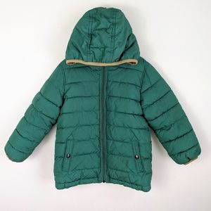 Baby Gap Reversible Winter Puffer Jacket